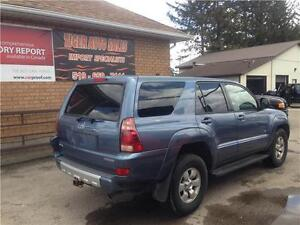2004 Toyota 4Runner SR5 4X4*******6 CYLINDER*******FULLY LOADED London Ontario image 2