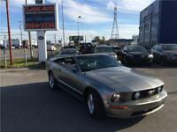 Ford Mustang 2008 CONVERTIBLE 98000KM CUIR AUTOMATIQUE