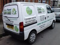 GET YOUR LAWN READY FOR THE SPRING WITH A SCARIFICATION AND MOSS TREATMENT GREAT PRICES!
