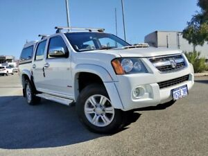 2008 Holden Colorado RC MY09 LT-R (4x4) White 5 Speed Manual Crew Cab Pickup Malaga Swan Area Preview