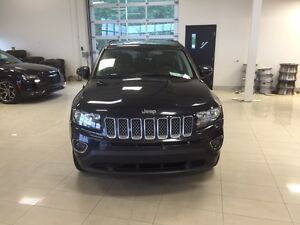 2015 Jeep Compass HIGH ALTITUDE NORTH CUIR TOIT BLUETOOTH