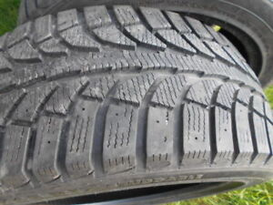 235 45 17 winter tires with or without Audi A4 17 in alloy rims