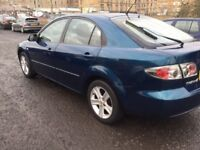 LOW MILEAGE MAZDA 6 2007 FULL YEAR MOT EXCELLENT CONDITION