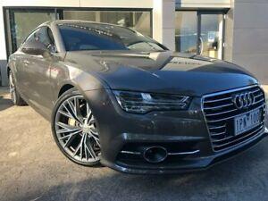 2015 Audi A7 4G Bi-Turbo S Line Grey Sports Automatic Berwick Casey Area Preview