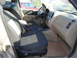 2007 Ford Escape SXT SPORT 4X4--3.0L V6 ---WITH REMOTE STARTER Edmonton Edmonton Area image 12