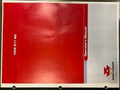 Massey Ferguson 231 Tractor Operators Manual