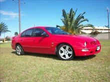 2000 Ford Falcon Auii XR6 4 Speed Automatic Sedan Alberton Port Adelaide Area Preview