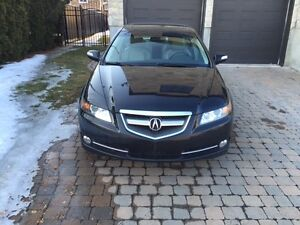 MUST SELL - 2007 Acura TL BLACK, WINTERS, Car Starter West Island Greater Montréal image 2
