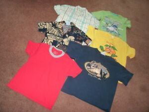Boy's Spring/Summer Clothes, Size 6/6X Lot 1