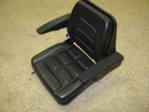 Replacement Seats for Forklifts Gators & Skidsteers