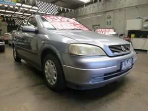 2004 Holden Astra TS City 5 Speed Manual Hatchback Mordialloc Kingston Area Preview