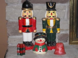 Decorative Christmas Candles