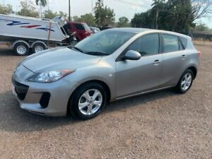 2013 Mazda 3 3 Silver 5 Speed Manual Hatchback Holtze Litchfield Area Preview