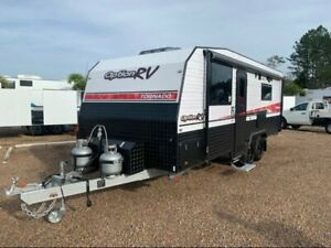 2019 Option RV Tornado 22 S/CLUB Chevallum Maroochydore Area Preview