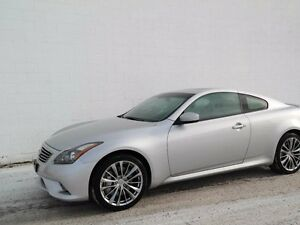 2012 Infiniti G37x G37X, AWD, SPORT, LEATHER, ALLOYS