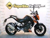 2013 13 KTM DUKE 125 DUKE