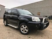 2004 Nissan X-Trail T30 MY04 ST-X Special Edition (4x4) Black 5 Speed Manual Wagon Hoppers Crossing Wyndham Area Preview