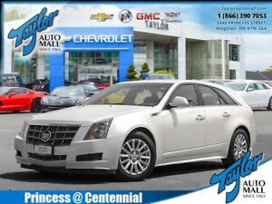 2010 Cadillac CTS 5DR WGN 3.0L AWD