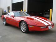 1984 Chevrolet Corvette C4 Red 3 Speed Automatic Coupe Brompton Charles Sturt Area Preview