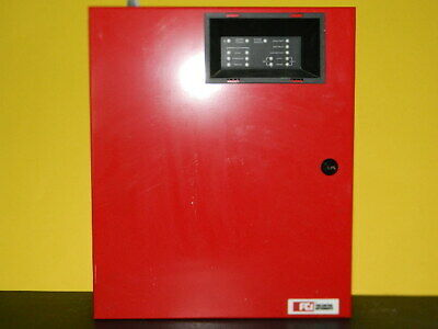 Gamewell Fci Fc-2224 Two Zone Conventional Fire Alarm Control Panel