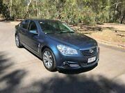 2013 Holden Calais VF MY14 Blue 6 Speed Sports Automatic Sedan Hillcrest Port Adelaide Area Preview