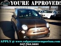 2012 Fiat 500 Sport $99 DOWN EVERYONE APPROVED