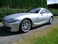 2006 56 BMW Z4 3.0si SPORT Coupe