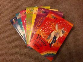 Rainbow Fairies - The Pet Keeper Fairies, 7 book set (29-35)