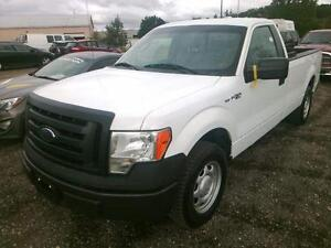 2012 Ford F-150 XL V6 with Leather Interior