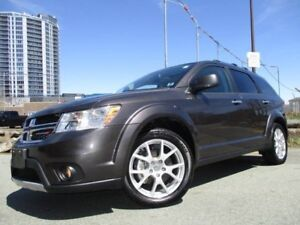2017 DODGE JOURNEY GT V6 7-PASSENGER (JUST $24977 - ORIGINAL MSR