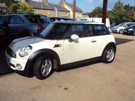 2008 MINI HATCHBACK 1.4 One 3dr