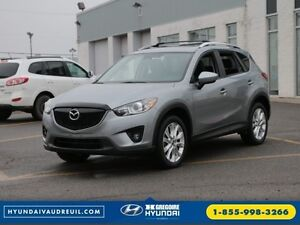 2014 Mazda CX-5 GT AWD NAV TOIT CUIR CAMERA MAGS West Island Greater Montréal image 4