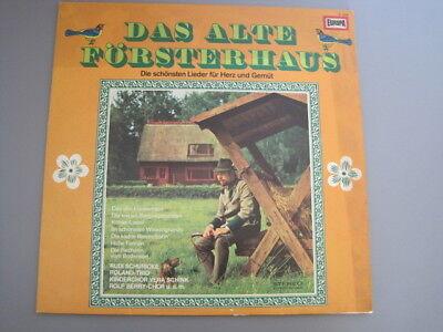 Vinyl LP - Various – Das Alte Försterhaus, Europa E 388 Zustand VG- -