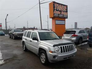 2008 Jeep Patriot Sport***4 CYLINDER***AUTO***AS IS SPECIAL