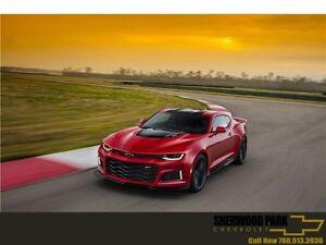 2017 ZL1 Camaro Factory Order