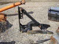 NEW MECHANICAL THUMB TO FIT35/45 SIZE MINI EXCAVATOR250-371-2610