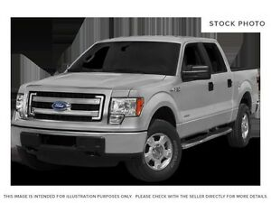 "2014 Ford F-150 4WD SuperCrew 145"" Lariat"