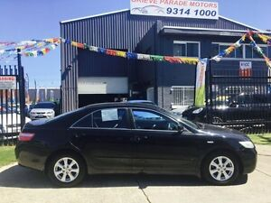 2007 Toyota Camry ACV40R 07 Upgrade Ateva 5 Speed Automatic Sedan Brooklyn Brimbank Area Preview