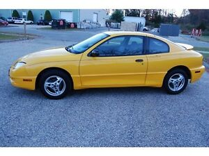 2003 Pontiac sunfire sport