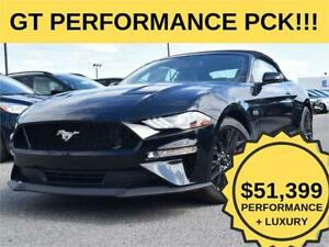 2019 Ford Mustang GT Premium|PERFORMANCE PACK|ACTIVE EXHAUST