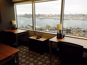 Furnished Office Space Available- 3 MONTHS FREE