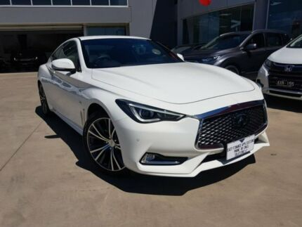 2016 Infiniti Q60 V37 GT White 7 Speed Sports Automatic Coupe Ravenhall Melton Area Preview