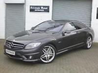 2007 57 Mercedes-Benz CL 63 AMG 6.27G-Tronic AMG for sale in AYR