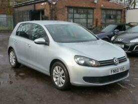 image for 2010 Volkswagen Golf 2.0 TDI Match 5dr