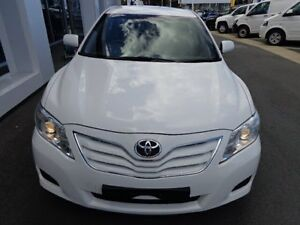 2011 Toyota Camry ACV40R 09 Upgrade Altise Diamond White 5 Speed Automatic Sedan Port Macquarie Port Macquarie City Preview