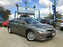 2009 Toyota Camry AHV40R MY10 Hybrid Luxury Bronze 1 SPEED Sedan Southport Gold Coast City Preview