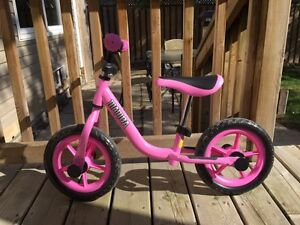 Balance Bike (learn to ride)