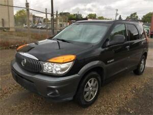 2002 Buick Rendezvous CX ***All Wheel Drive  *** ACCIDENT FREE