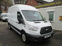FORD TRANSIT 350 HIGH ROOF, TREND MODEL, CRUISE, FORD SYNC, 1 (white) 2014