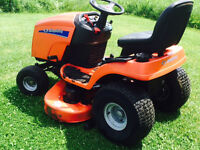 "2006 Simplicity 25HP 50"" Lawn Tractor! We take broken trade ins!"